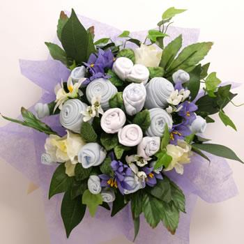 Large Blue Bouquet