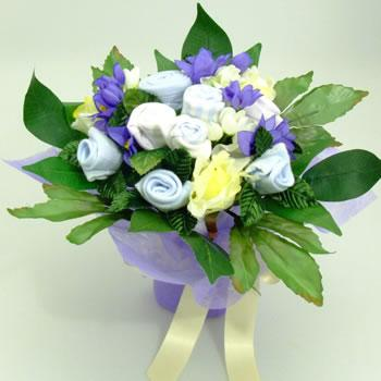 Medium Blue Bouquet